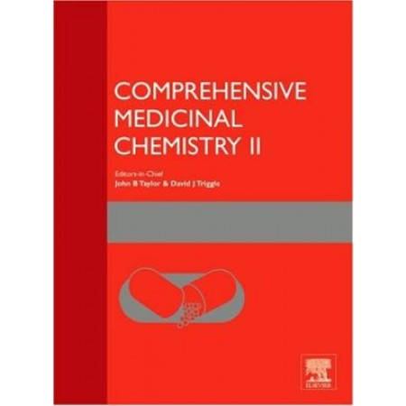 Comprehensive Medicinal Chemistry II, Eight-Volume Set, Volume 1-8 (Hardcover)