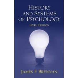 History and Systems of Psychology, 6th Edition
