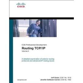 Routing TCP/IP, Volume II (CCIE Professional Development)