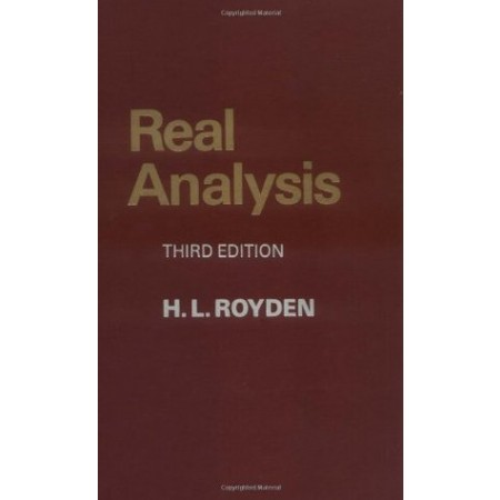 Real Analysis, 3rd Edition