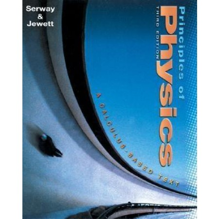 Principles of Physics - A Calculus-Based Text
