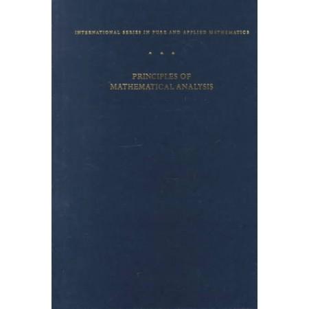 Principles of Mathematical Analysis, 3rd Edition