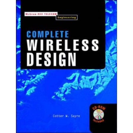 Complete Wireless Design, 4th Edition (Include CD-Rom)