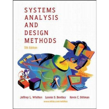 Systems Analysis and Design Methods, 5th Edition