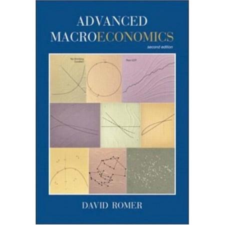 Advanced Macroeconomics, 2nd Edition