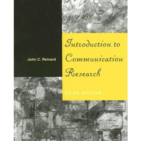 Introduction to Communication Research
