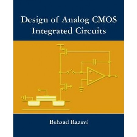 Design of Analog CMOS Integrated Circuits, 1st Edition