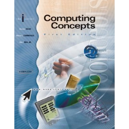 I-Series: Computing Concepts, 1st Edition