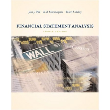 Financial Statement Analysis, 8th Edition