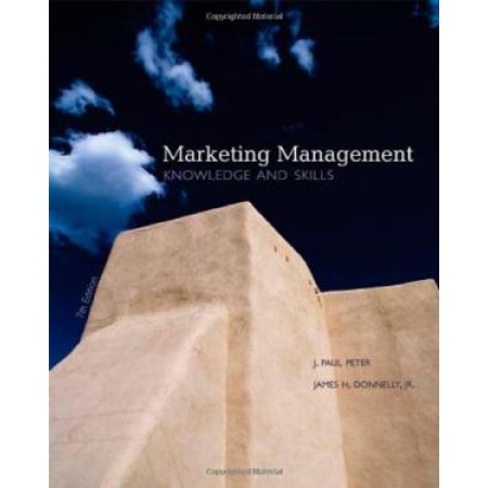 Marketing Management: Knowledge and Skills, 7th Edition