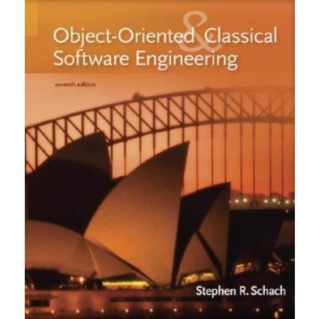 Object-Oriented and Classical Software Engineering, 7th Edition