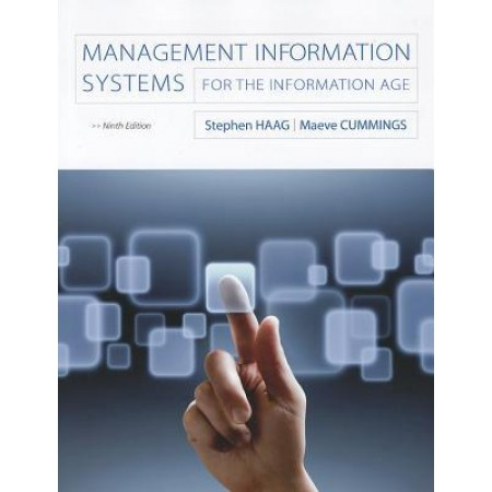 Management Information Systems for the Information Age, 9th Edition