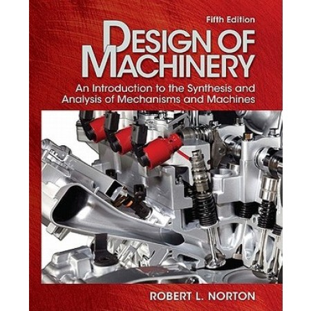 Design of Machinery, 5th Edition with DVD Rom