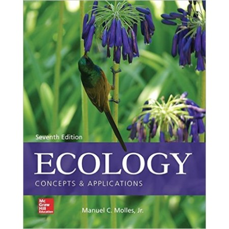 Ecology: Concepts and Applications, 7th Edition