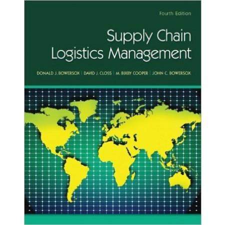 Supply Chain Logistics Management, 4th Edition