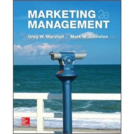 Marketing Management, 2nd Edition