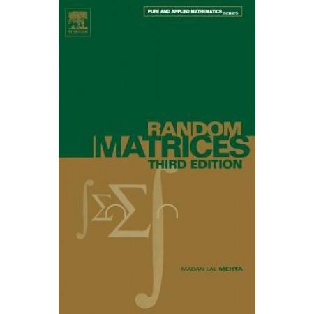 Random Matrices, Volume 142, 3rd Edition