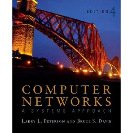 Computer Networks: A Systems Approach, 4th Edition