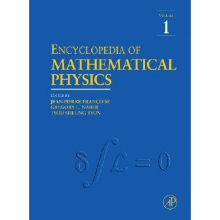 Encyclopedia of Mathematical Physics, Volume 1-5, 1st Edition (Hardcover)