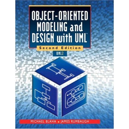 Object-Oriented Modeling and Design with UML, 2nd Edition