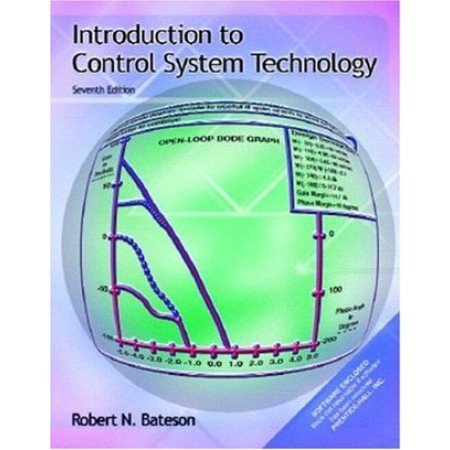 Introduction to Control System Technology, 7th Edition