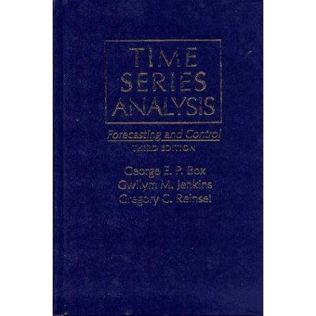 Time Series Analysis: Forecasting & Control, 3rd Edition