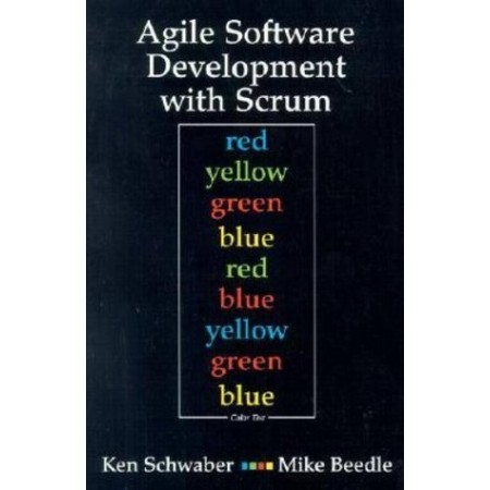 Agile Software Development with SCRUM, 1st Edition