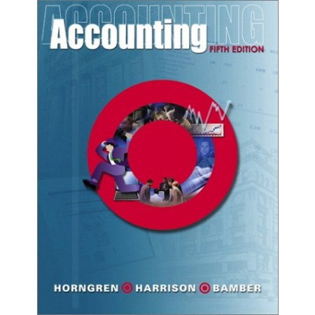 Accounting, 5th Edition