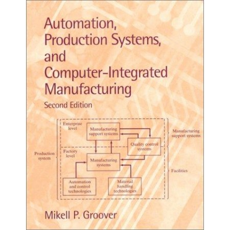 Automation, Production Systems, and Computer-Integrated Manufacturing, 2nd Edition