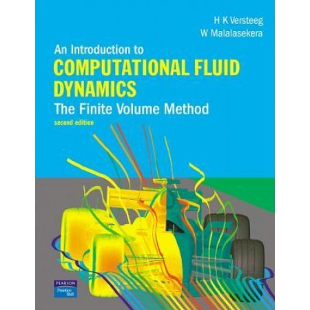 An Introduction to Computational Fluid Dynamics: The Finite Volume Method, 2nd Edition