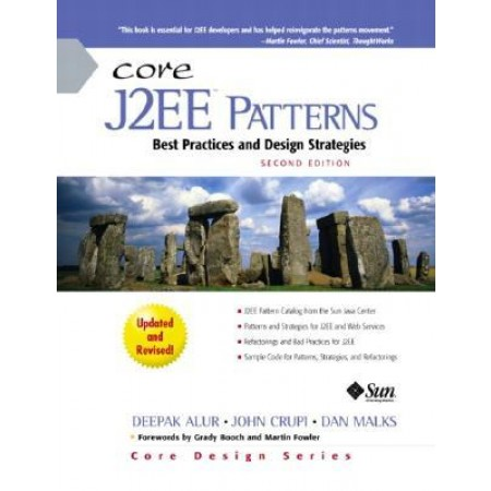 Core J2EE Patterns: Best Practices and Design Strategies, 2nd Edition