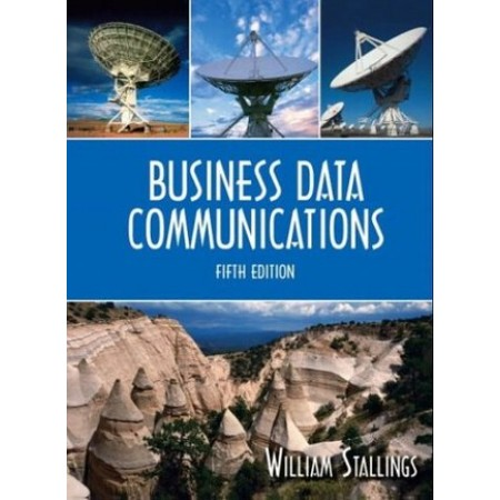 Business Data Communications, 5th Edition