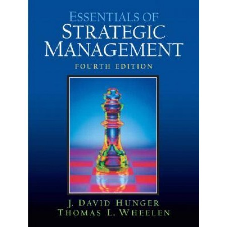 Essentials of Strategic Management, 4th Edition