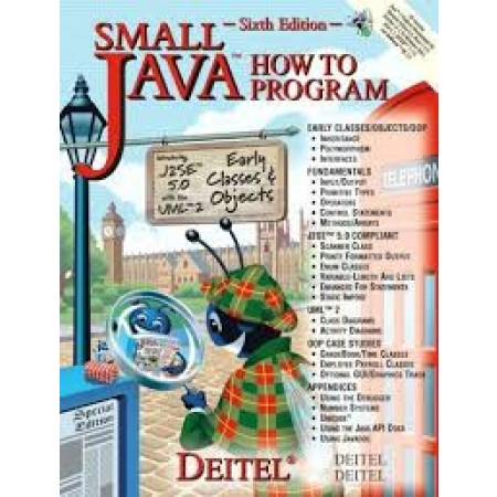 Small Java How to Program, 6th Edition