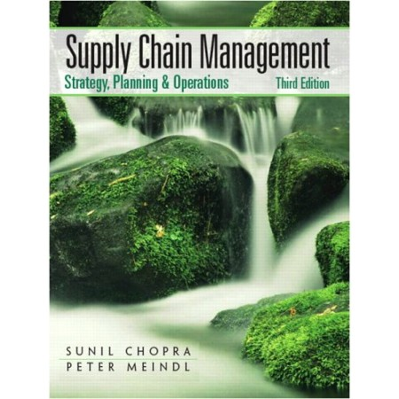 Supply Chain Management, 3rd Edition