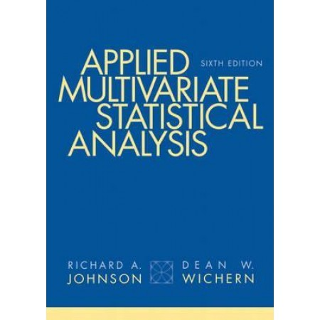 Applied Multivariate Statistical Analysis, 6th Edition