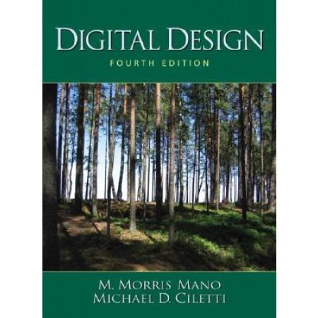 Digital Design, 4th Edition (Include CD-Rom)