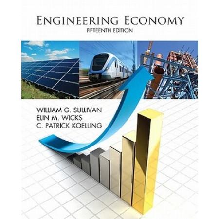 Engineering Economy, 15th Edition