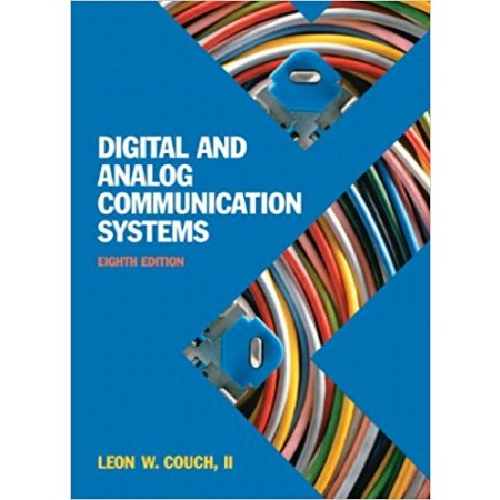 Digital and Analog Communication Systems, 8th Edition