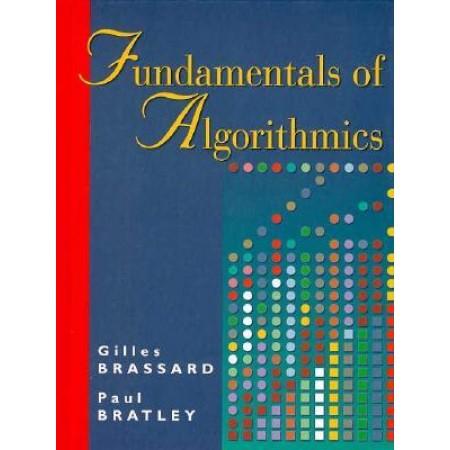 Fundamentals of Algorithmics, 1st Edition