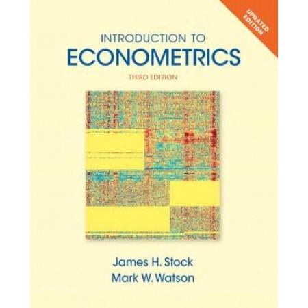 Introduction to Econometrics, 3rd Edition