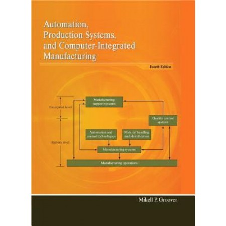 Automation, Production Systems, and Computer-Integrated Manufacturing, 4th Edition