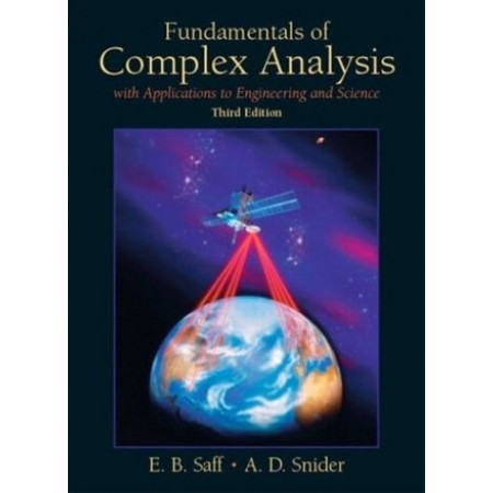 Fundamentals of Complex Analysis with Applications to Engineering, Science, and Mathematics, 3rd Edition