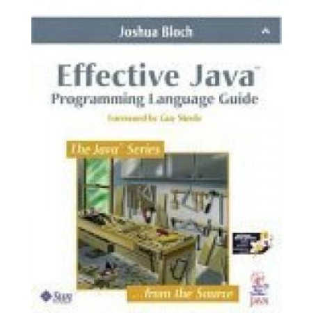 Effective Java Programming Language Guide, 1st Edition