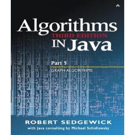 Algorithms in Java, Third Edition (Part 5, Graph Algorithms)