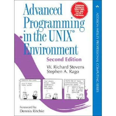 Advanced Programming in the UNIX(R) Environment, 2nd Edition