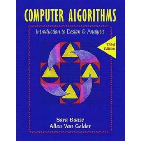 Computer Algorithms: Introduction to Design and Analysis, 3rd Edition