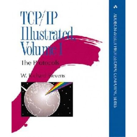 TCP/IP Illustrated: The Protocols Vol1, 1st Edition