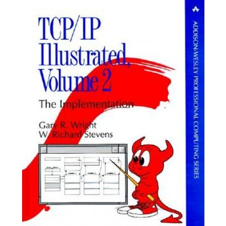TCP/IP Illustrated: The Implementation Vol. 2, 1st Edition
