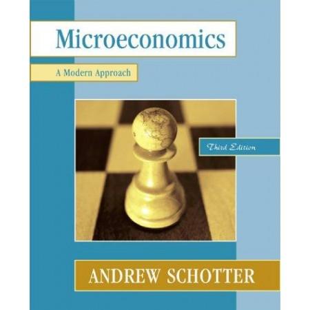 Microeconomics: A Modern Approach, 3rd Edition
